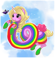 Lady Rainicorn: Adventure is Magic! by Sugarstarstudio