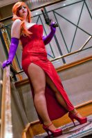 Jessica Rabbit by BabemRoze