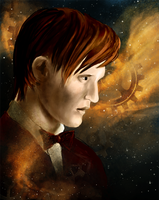 The Eleventh Doctor - Doctor Who by Jay-R-Took