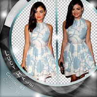 Pack Lucy Hale 02 by swagg-tutoriales