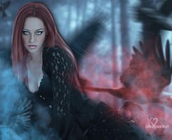 On the edge of the abyss by Bi22