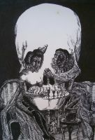 Dine with Death by IanC3