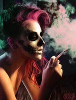 death by colors by psychicLexa
