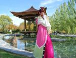 The  Labyrinth of Magic Kougyoku Ren Cosplay by Madi-Scarlet
