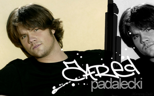 Wallpaper: Padalecki Splat by EmonyJade