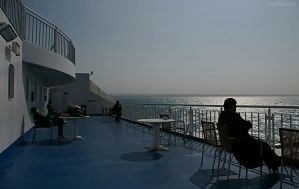 a ferry to somewhere 1 by theMuspilli