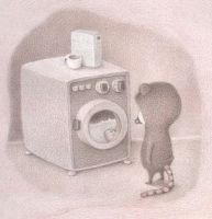 washing machine by reneefrench