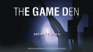 Silent Hill Title Screen by Razia