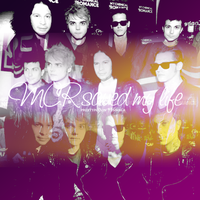 MCR saved my life by xblaackparadex