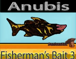 Anubis from Big ol' Bass fisherman's bait 3 by BenioxoXox