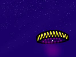 Dream UFO by Invader-Tech