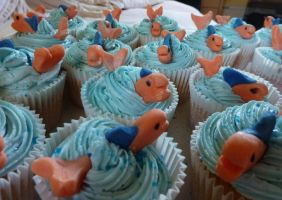 Fish Cakes by carriephlyons