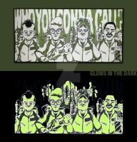 Ghostbusters by cgianelloni