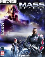 Mass effect personal cover by Dark--Snake