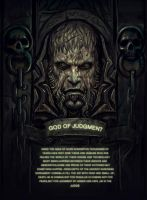 God of judgment by SaeedRamez