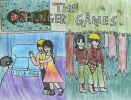 The Hunger Games by Hanabi-Kaiba