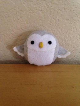 Owl Plushie Remake by Forestfire2