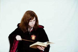 Hermione by KateFromMoon