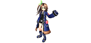 IF/Iffy by MMD-Rigger by alphaeiri