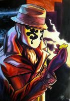 Rorschach by starwilliams