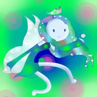 Tooth Fairy: Spearmint Queen by Syico