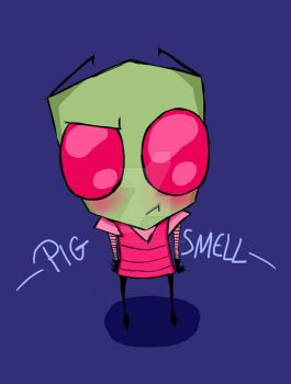 PIGSMELL. by indecisivenico