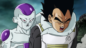 Dragon Ball Z: Revival of Frieza by Dark-Crawler