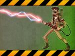 NC - Ghostbuster wallpaper by MaroBot