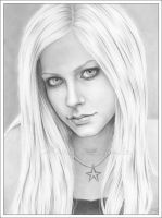 Shining Star - Avril Lavigne by Zindy