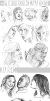 Sketch Select - Faces by Maivry