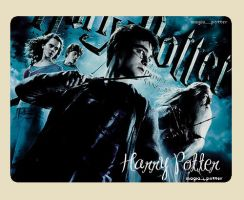 poster hp6 trio 2 by magiapotter