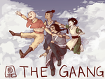 [gift] The Gaang- Book 2 by IceLaws