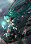 MikuToAppend by NickBeja