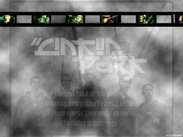 Linkin Park Is One Step Closer by gsuz
