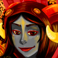 The Time Gear - Aradia by crestitella