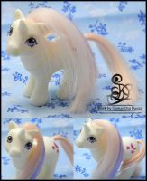 MLP Restore: Baby Moondancer (white) by SD-DreamCrystal
