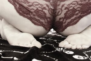 Red Lace by YourEvilAddiction