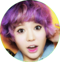 SUNNY SNSD [CIRCLE PNG] by PowerBerry10