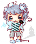 Chibi. GaiaOnline Avi-art. by iEmme
