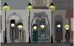 221B Baker Street by Specifically-So