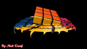 Rubik's Cube by theguardian2012