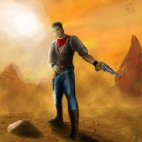 Roland Deschain by Dark-thief