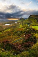 Quiraing sunrise by ketscha