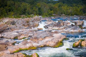 Great Falls MD by K1ntar
