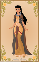 Pocahontas's mother by May-May44