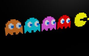 Pacman by 8-bit-Anon