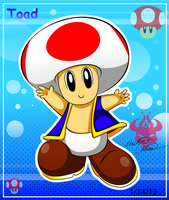 ::Toad:: by Bowser2Queen
