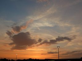June 5th Sunset by Michies-Photographyy