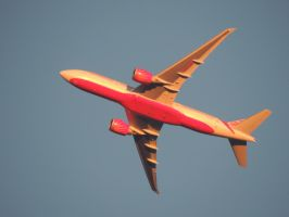 Air India 777-237LR by PaulRokicki