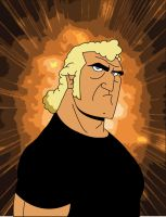 Brock Samson by Injust07